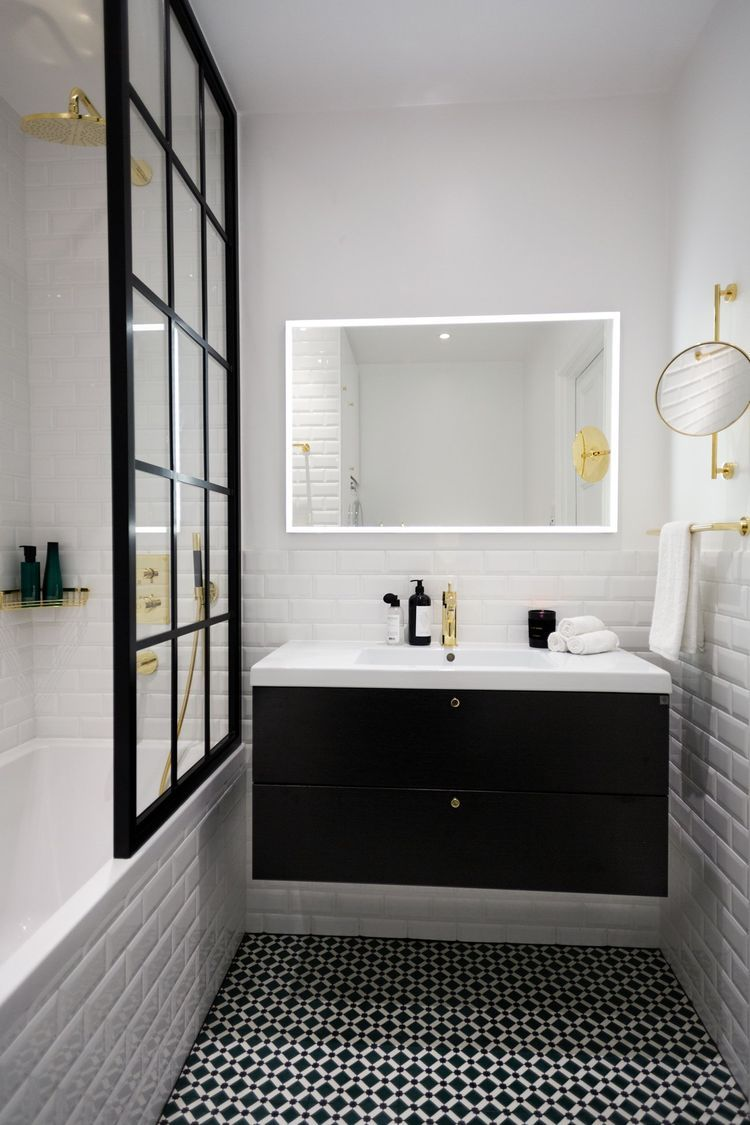 Before After The Bathroom Kenza Bathroom Bathroom Renovations Laundry In Bathroom