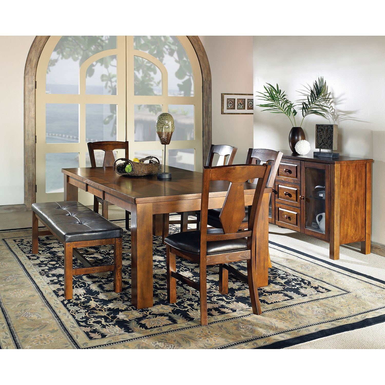 Fowler Dining Table ChairsDining Room