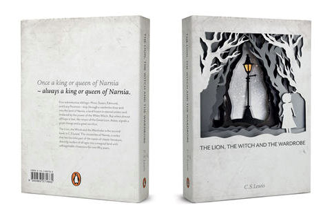 Graphic design students eschew computers to recreate famous book covers - Logo Design Blog   Logobee