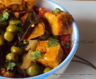 Recipe kerau ra tofu tarkari nepali tofu peas curry by recipe kerau ra tofu tarkari nepali tofu peas curry by experiments emotions forumfinder Images