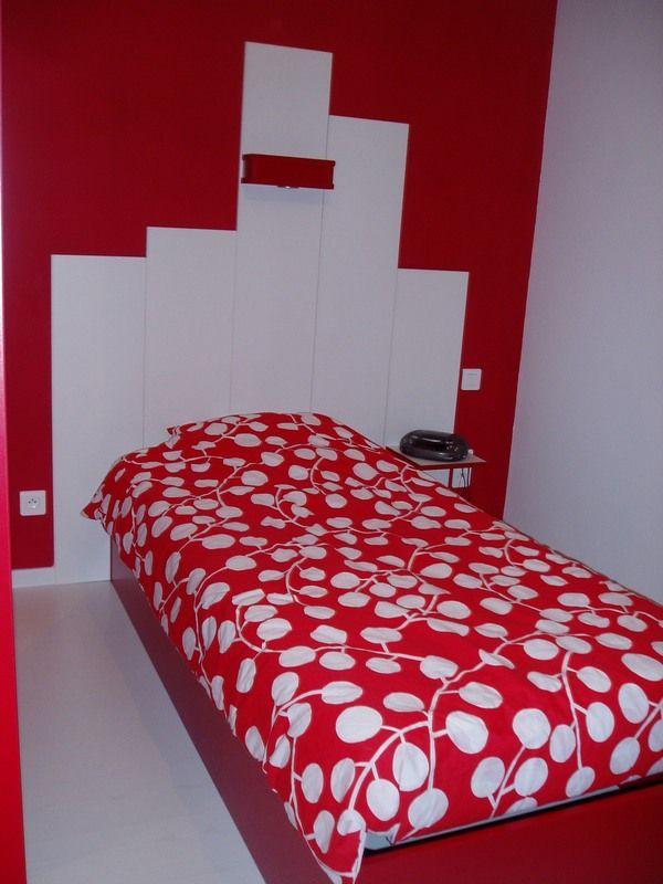 Chambre Rouge G3 Chambre Rouge Et Blanc Jpg Interieur Rouge Et
