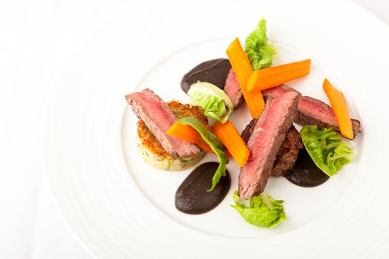 Beef Steak Recipe With Mushrooms Beef Tea Great British Chefs Recipe Beef Steak Recipes Dinner Party Recipes Beef Recipes