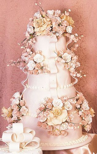 Kosher Wedding Cakes NYC By World Of Chantilly
