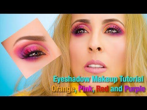 Berry Halo Smokey Eye Makeup Tutorial | Makeup Karla Journal
