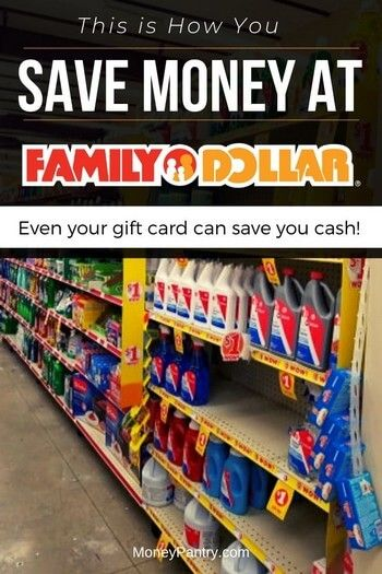 11 Ways to Save Money at Family Dollar (Smart Coupons App?)