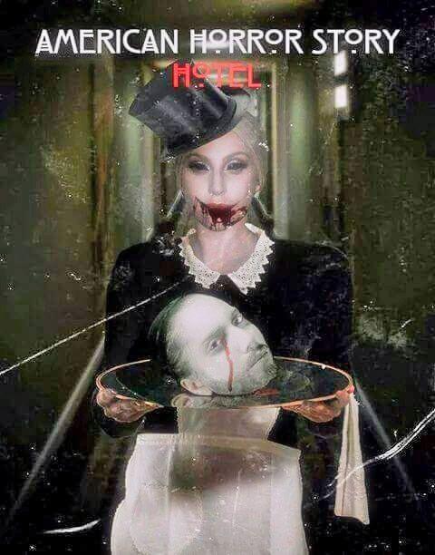 American Horror Story Season 5 Hotel - Lady Gaga   American Horror