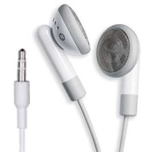 Apple Earbuds Used In Ipod Gen1 Gen4 And Ipod Shuffle Gen 1 2