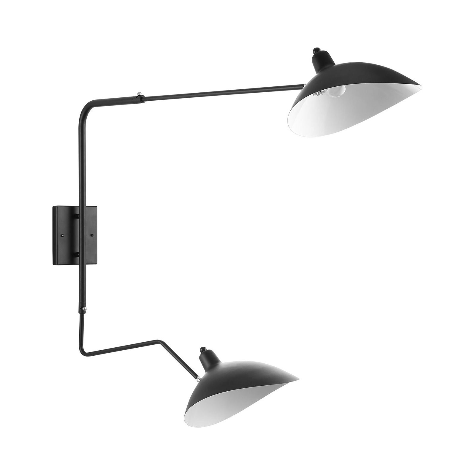avant lighting. A Pair Of Eye-catching Shades Direct Light From This Avant Garde Wall Lamp To Lighting