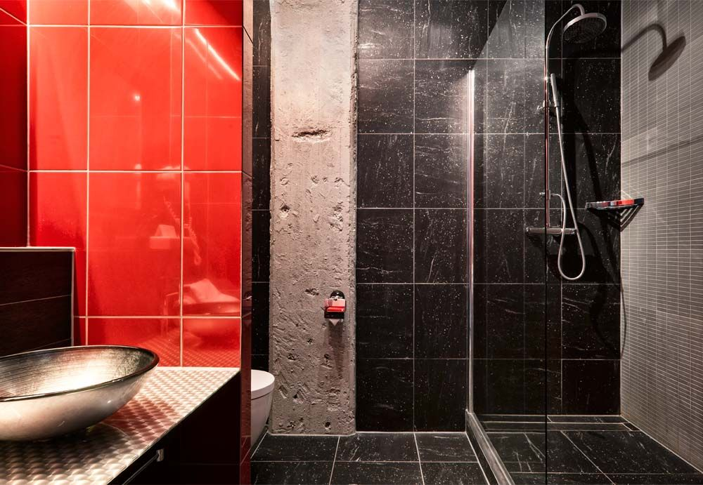 Whirlpool Bad Eindhoven : Inntel hotels art eindhoven the netherlands industrial chic
