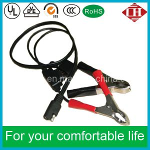 Aligator Clips Wires Manufacturer Auto Battery Wire Harness With Fuse Car Battery Fuses Manufacturing