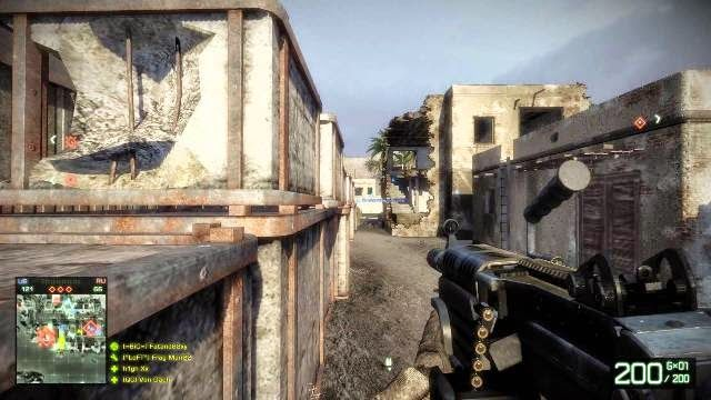 Battlefield Bad Company 2 Pc Games Gameplay Battlefield Bad