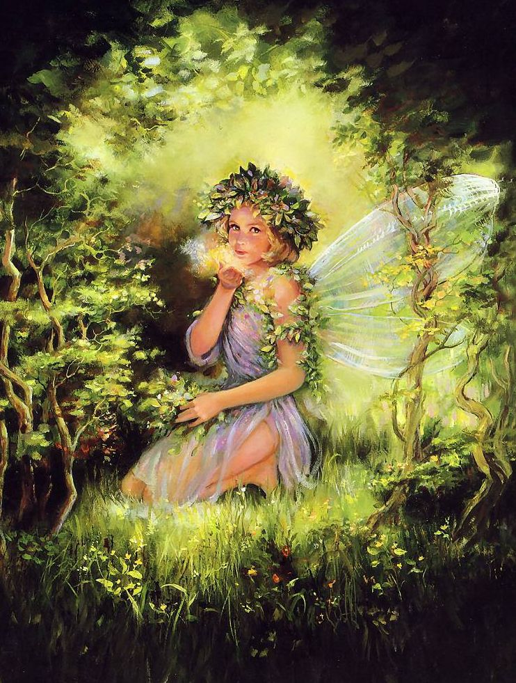 Mary Baxter St. Clair - Fairy Kisses