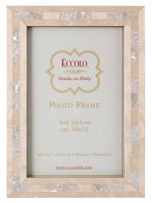 Opalescent Wedding Frame