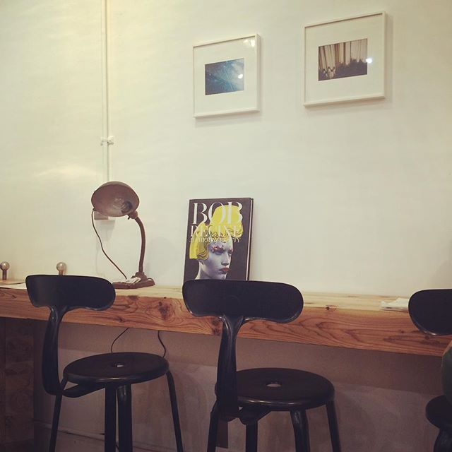 ニコルチェアとBob Recineとつくばの写真家。  #ニコルチェア #BobRecine #つくばの写真家 #hisoku #つくば美容室