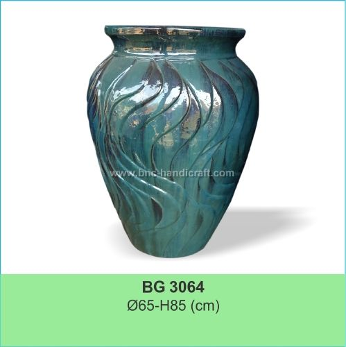Type Outdoor Ceramic Pots Material Made From Natural Clay Machine Mold Glazed Ceramic Pots And Decorati Ceramic Pots Glazed Ceramic Ceramic Planters