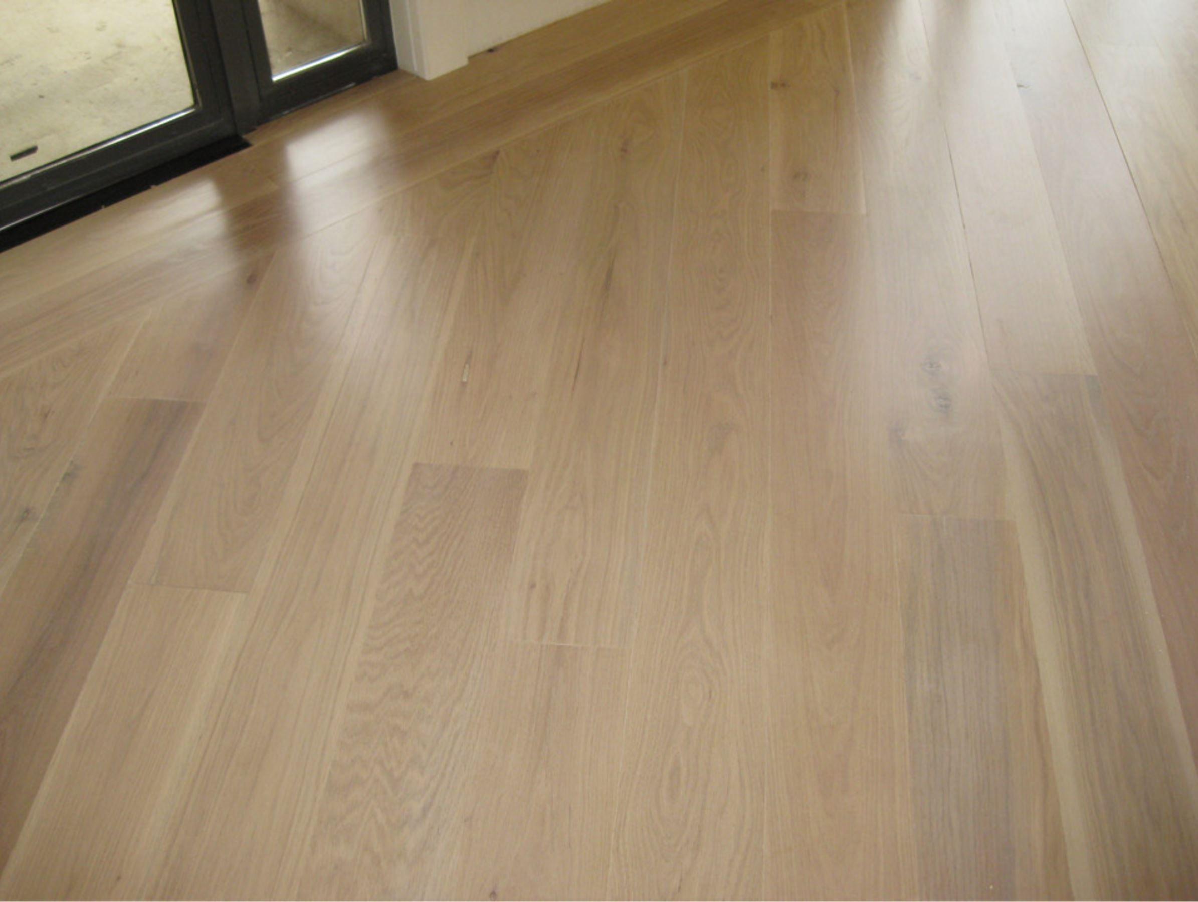 5 Inch White Oak Clear Finish Flooring Wood Lumber