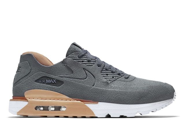 9e45e746947b NikeLab Lab Air Max 90 Royal Cool Grey Vachetta Tan (885891-002) - RMKstore
