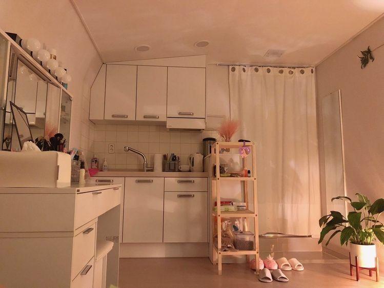 jooniesstarchild korean apartment interior aesthetic room decor aesthetic rooms on kitchen interior korean id=72276