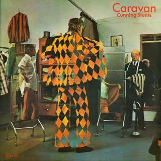 Caravan - Cunning Stunts album cover