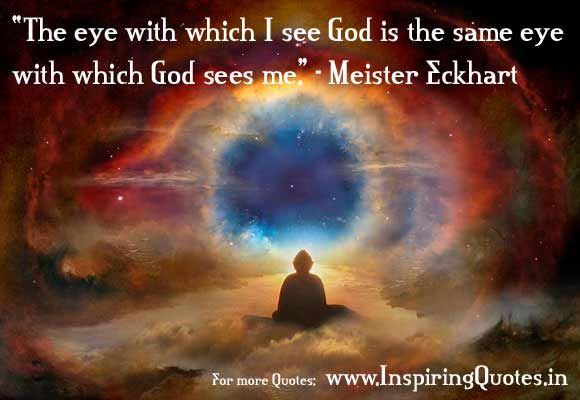 Meister Eckhart Meditations Quotes, Inspirational Quotes and ...