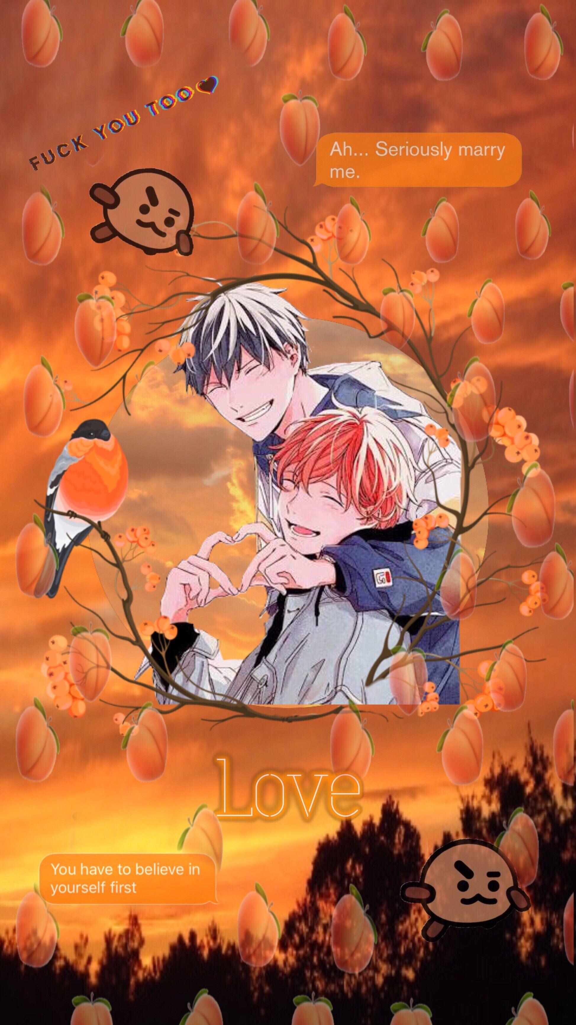 #anime #given #japan #wallpaper #yaoi #original  #animegiven