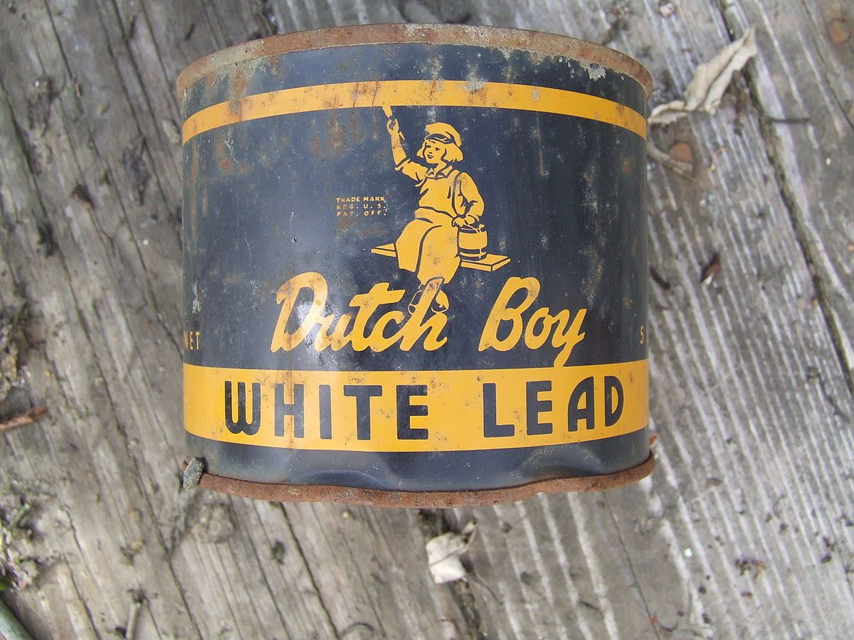 10 U.S. Based Products Banned In The U.S. Lead paint