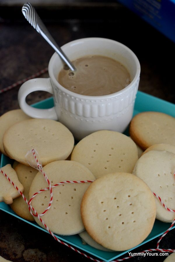 Shrewsbury Biscuits Buttery English Cookies Recipe Sweet