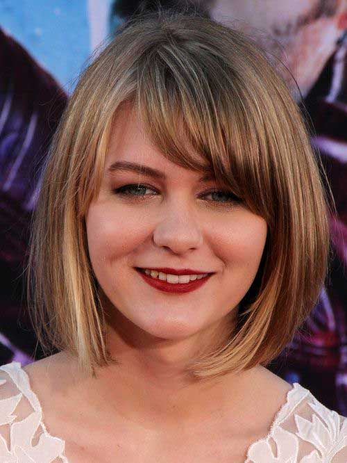20 Short Bob With Bangs 2015 2016 Bob Hairstyles 2017