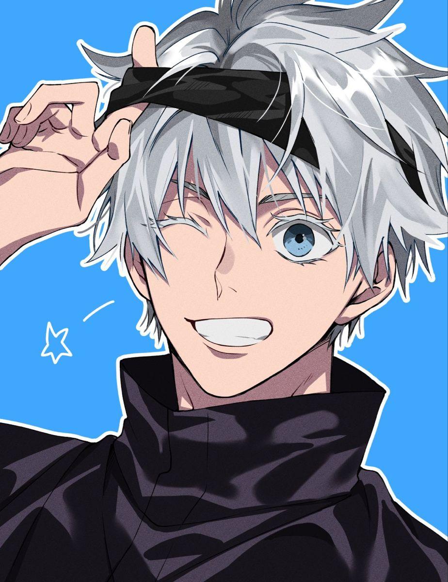 Satoru Gojo Anime Jujutsu Fan Art