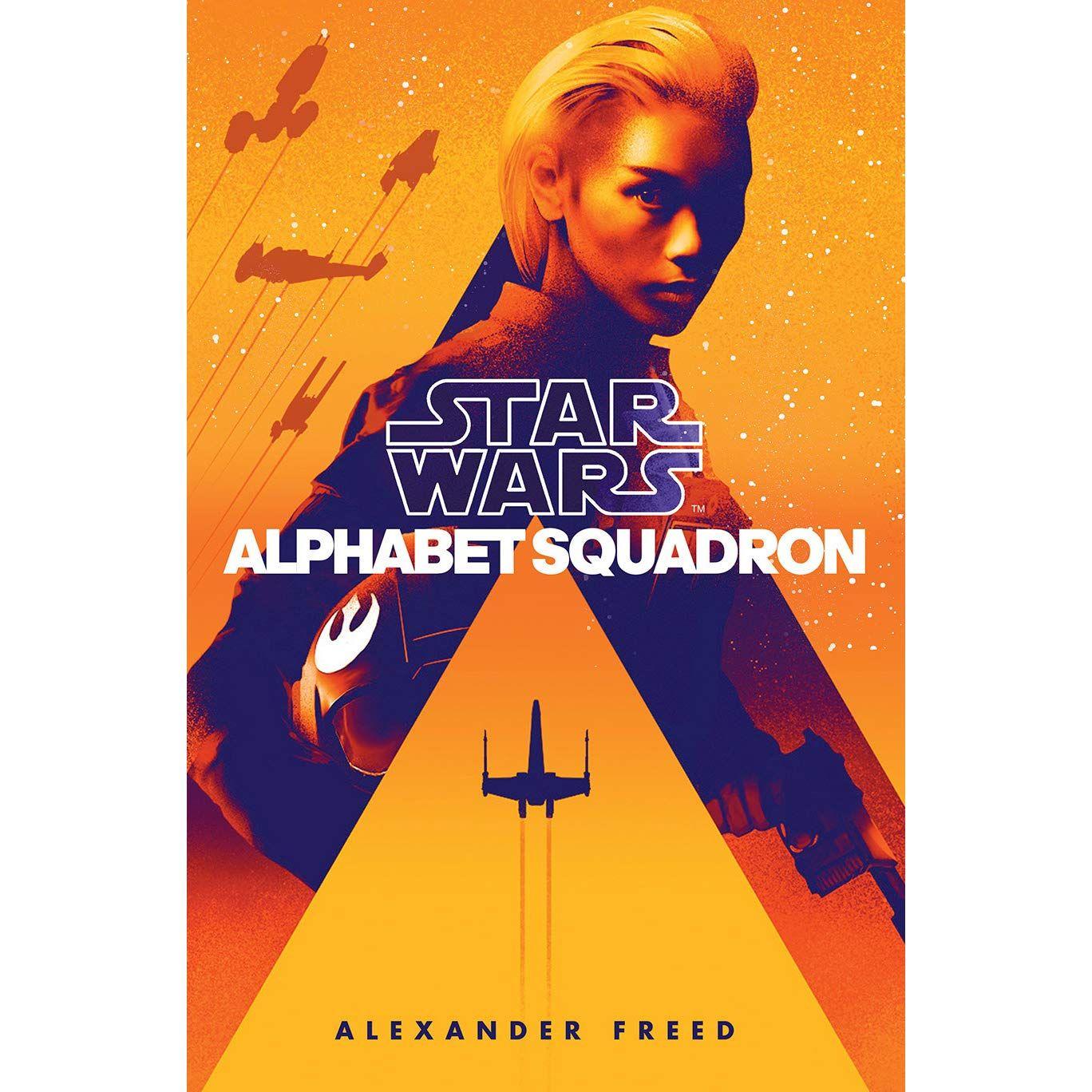 Alphabet Squadron Star Wars By Alexander Freed Audiobook Mp3 Star Wars Books Star Wars Star Wars Novels