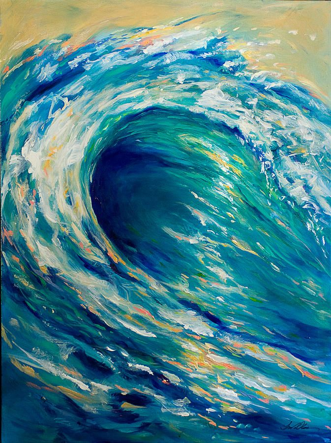 Tunnel Of Love Painting  - Tunnel Of Love Fine Art Print