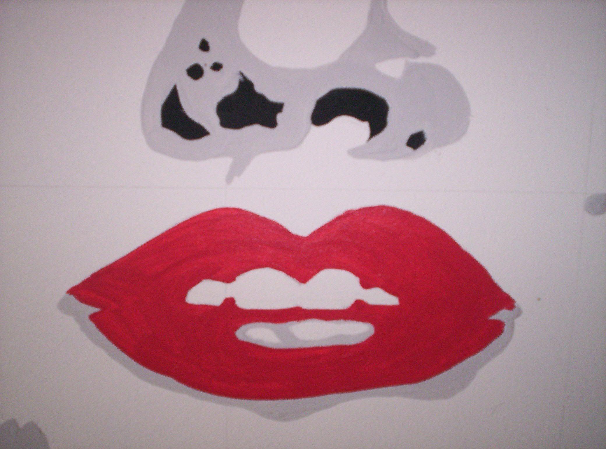 marilyn monroe lips my marilyn monroe photos