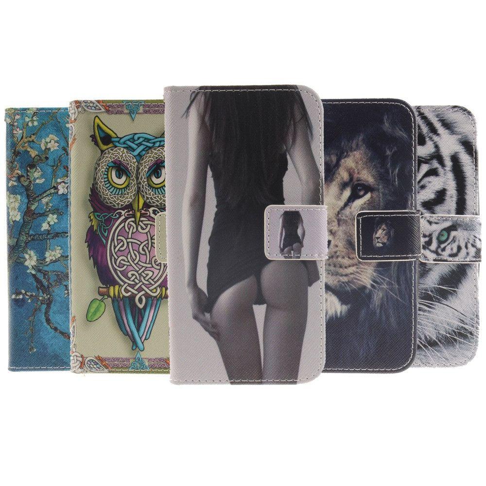 Samsung galaxy j2 j2 pro j200 j200f j200g PU Leather Wallet Case
