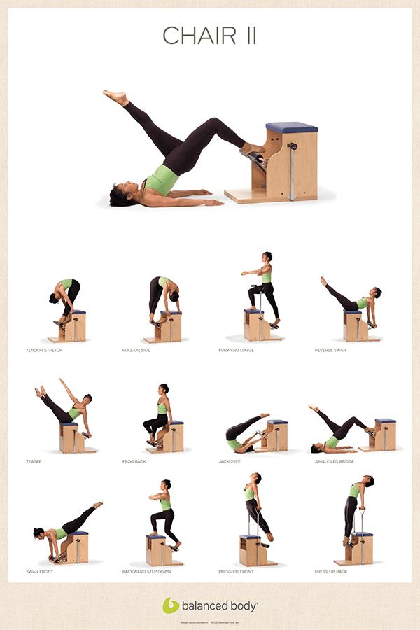 exercise posters pilates workout reformer pilates reformer rh pinterest com