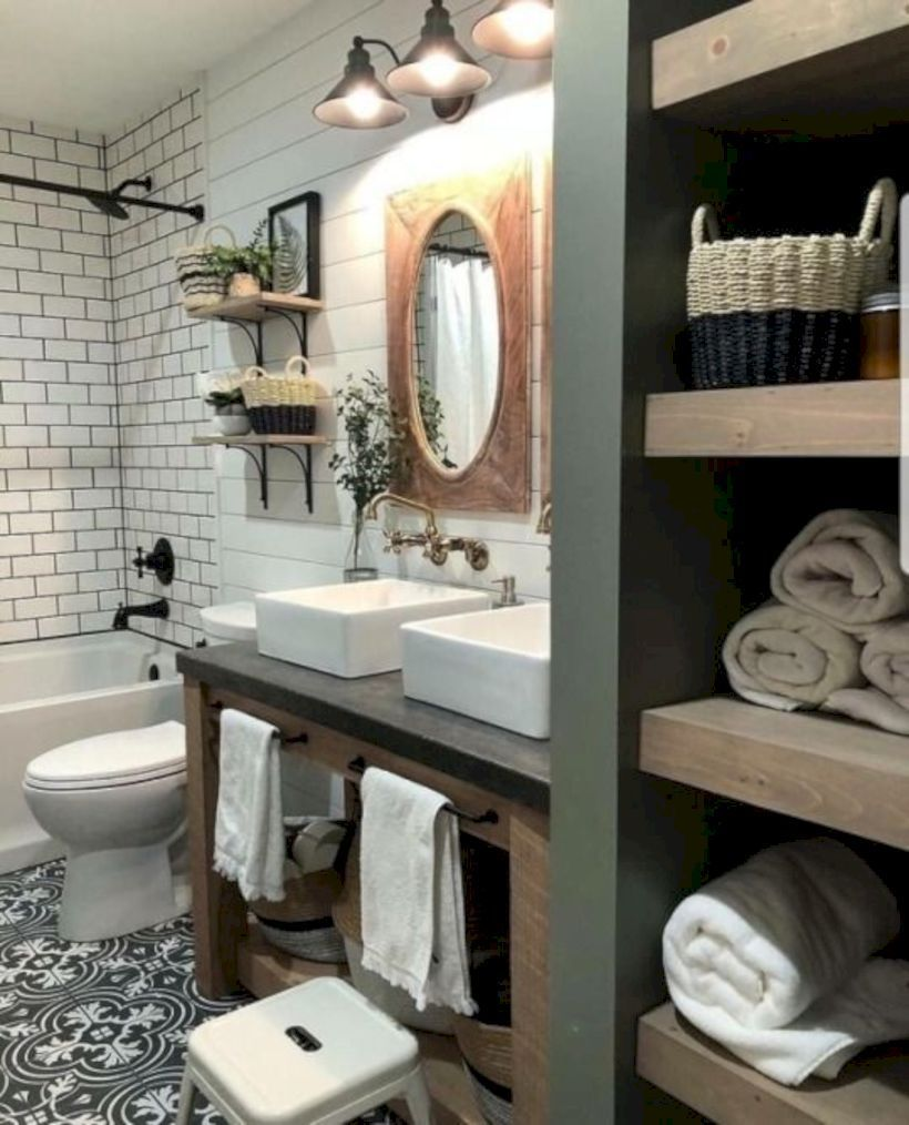 48 delicate bathroom design ideas for small apartment on a budget rh in pinterest com