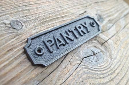 Antique Pantry Doors Pantry Door Door Signs Pantry Wall