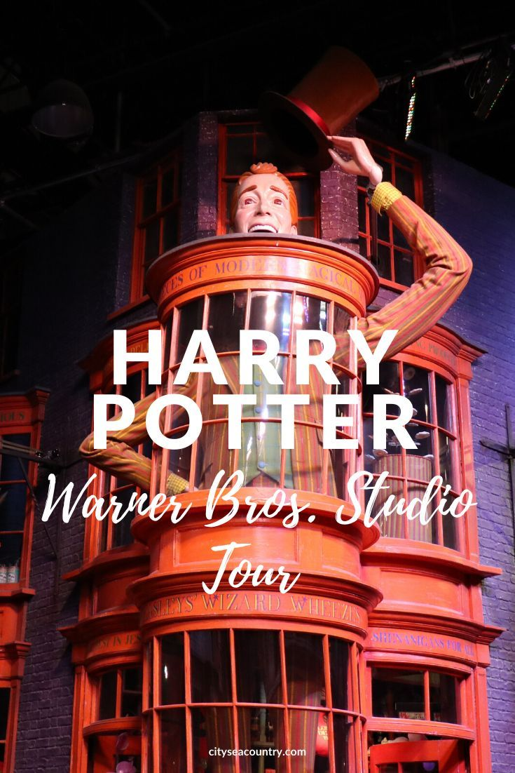Harry Potter Studio Tour London Erfahrungsbericht (Warner Bros.)