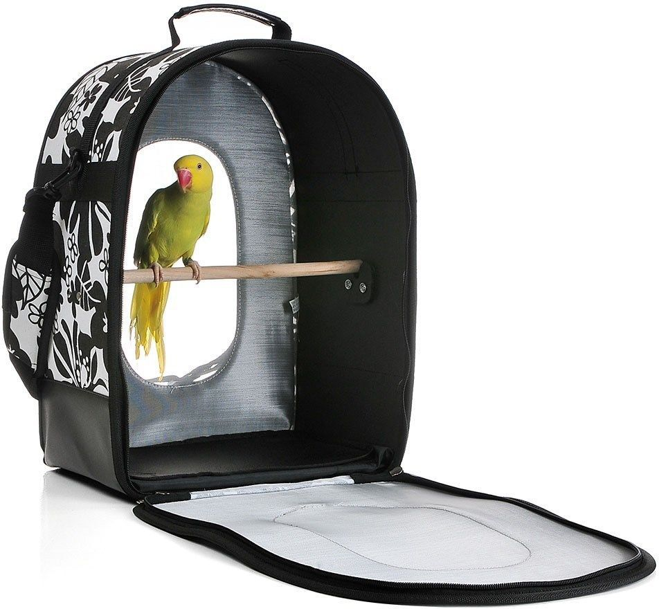 Soft Sided Bird Parrot Travel Carrier Bird Travel Carrier Parrot Carrier Bird Travel Cage