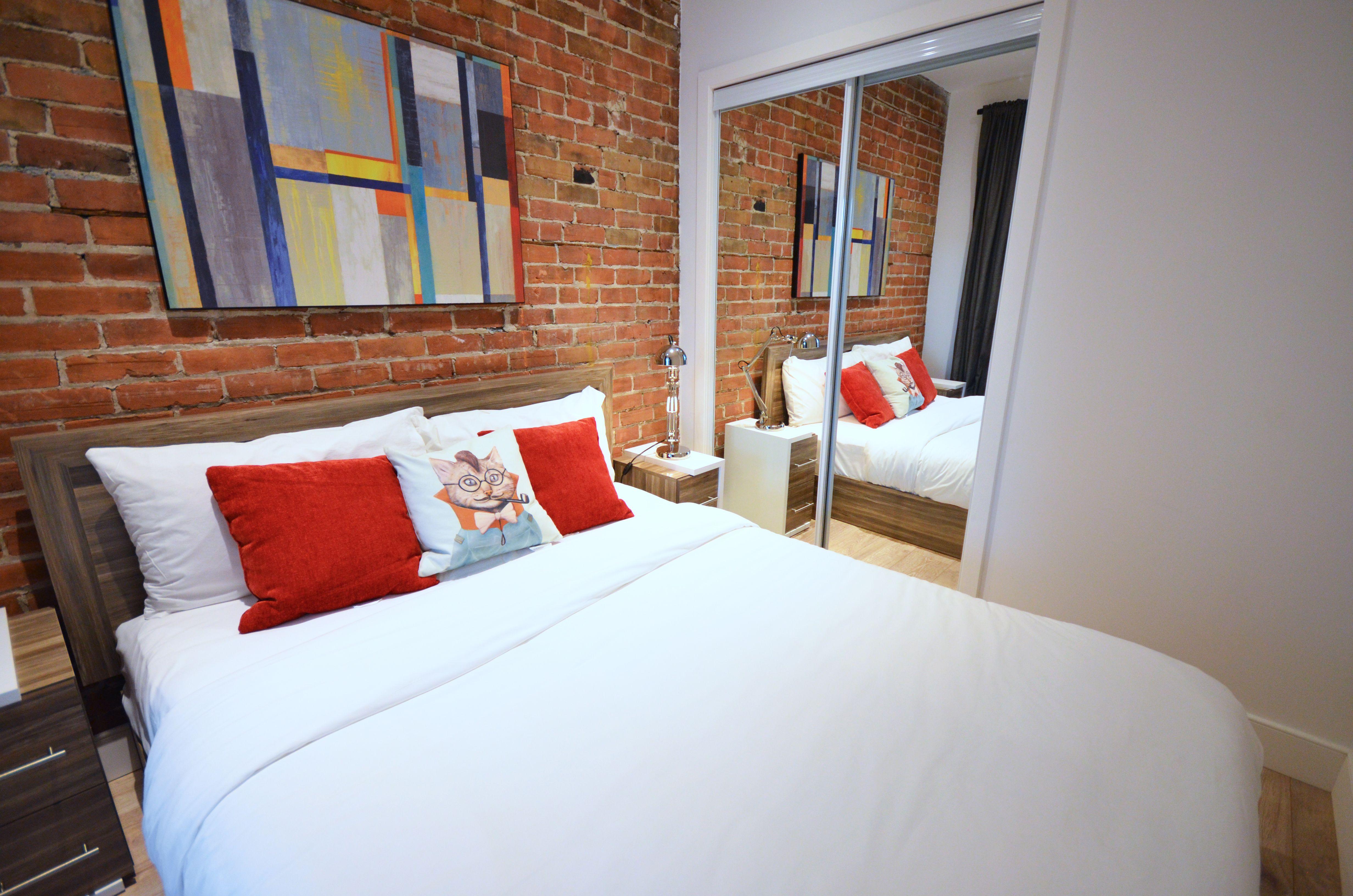 Mackay 402 Cozy 2 closed bedrooms apartment