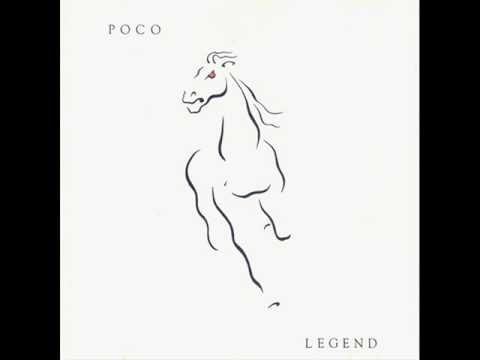 Poco - Heart of the Night, cover art by the late comedian Phil