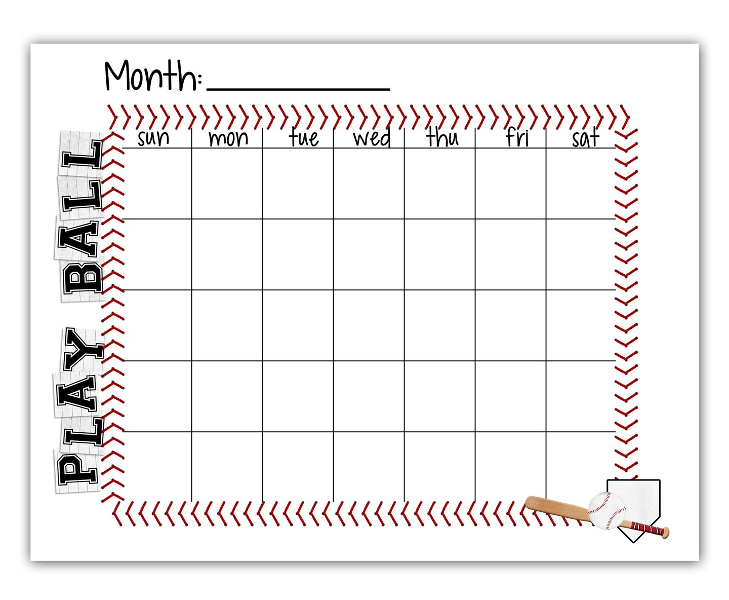 t ball snack schedule template