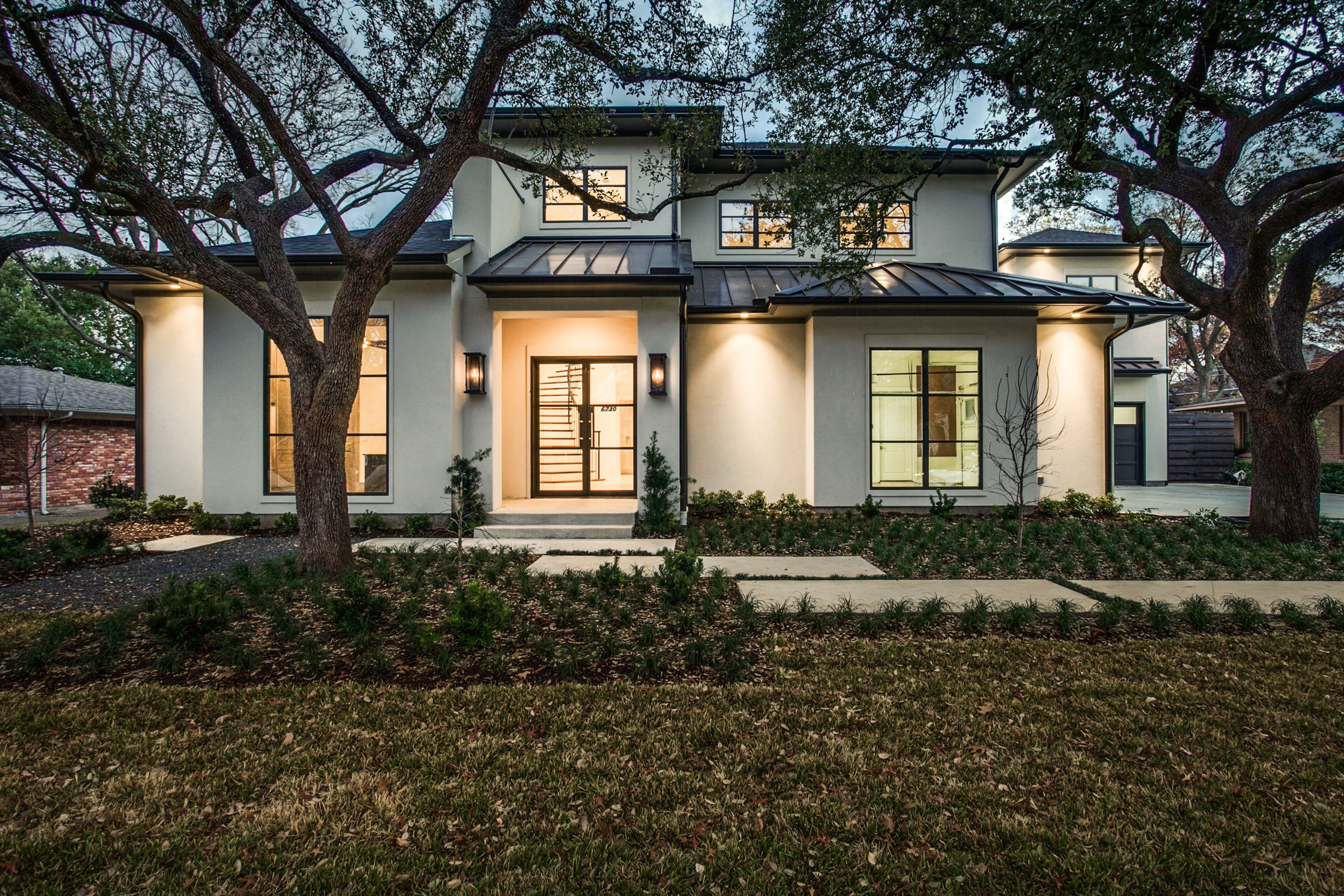 modern home in dallas texas home exceptional homes pinterest rh pinterest ca