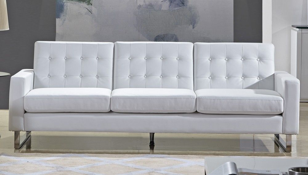 Awesome White Tufted Couch Awesome White Tufted Couch 58 For