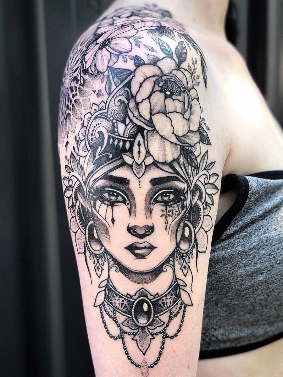 Ramon On Sleeve Tattoos For Women Tattoos For Women Half Sleeve