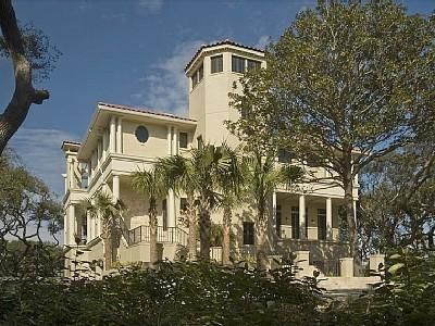 amelia island plantation luxury beach house fl rental florida rh pinterest com