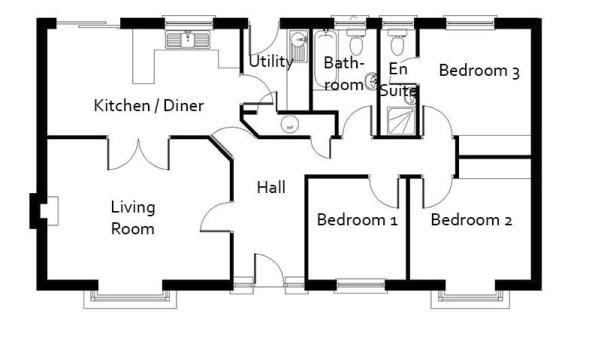 Pin En Planos De Casa