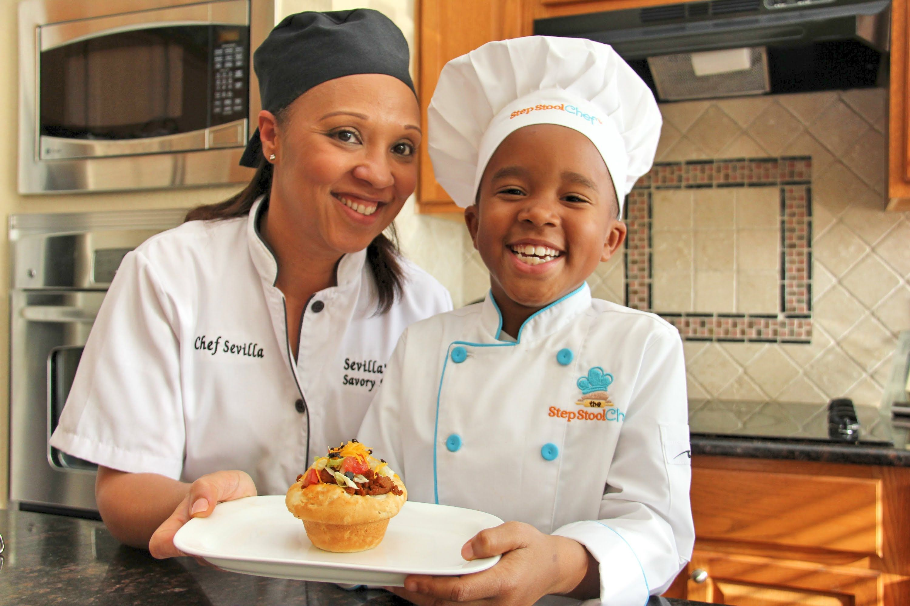 Knife Safety Tips for Kids with Chef Sevilla Riley and The