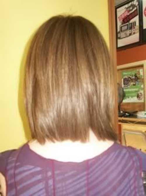 15 Long Bob Haircuts Back View Bob Haircut And Hairstyle Ideas Long Bob Haircuts Bob Hairstyles Bob Haircut Back View