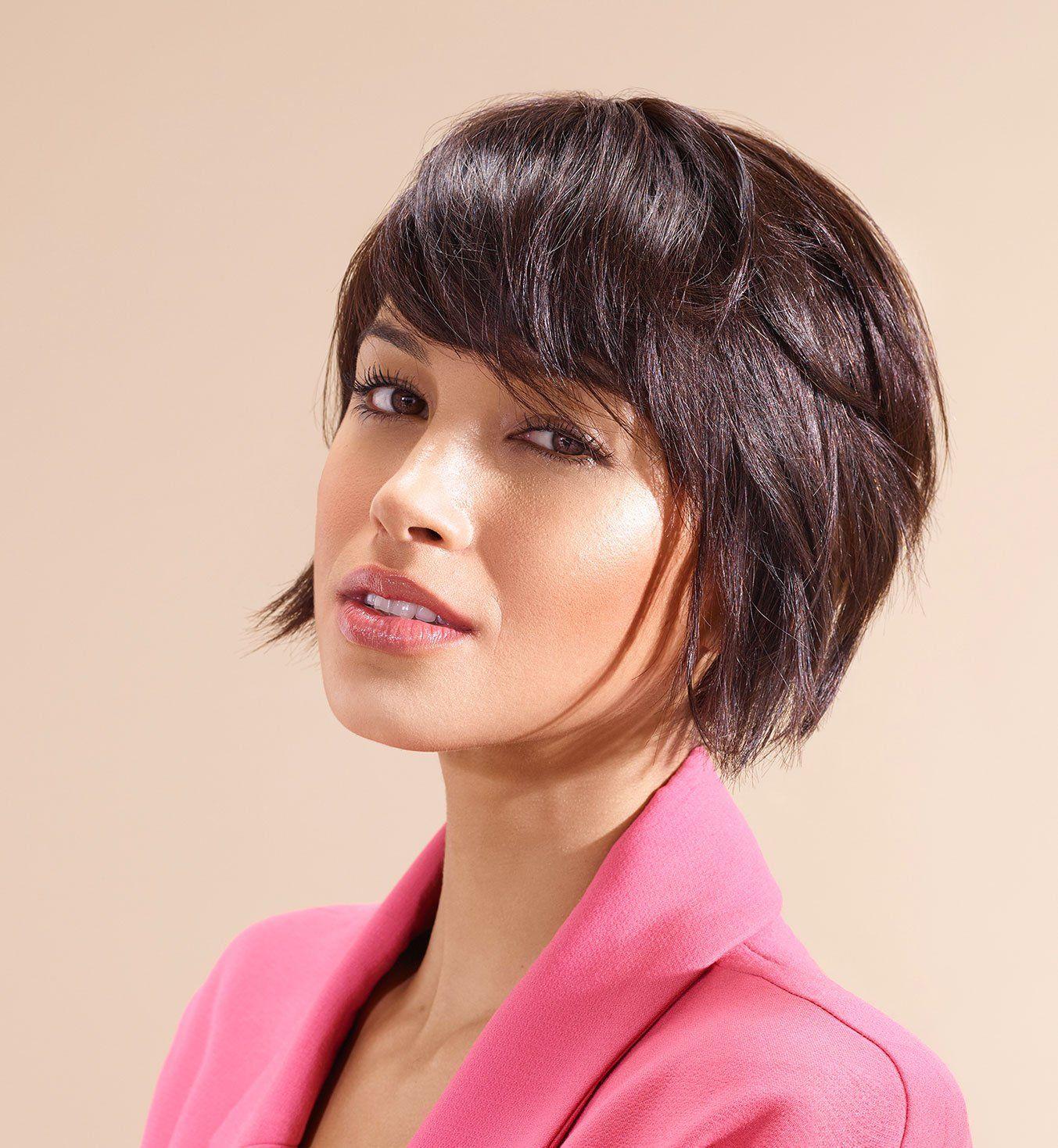 Les 30 plus belles coupes de cheveux avec frange ! (avec images) | Coupe de cheveux, Belle coupe ...