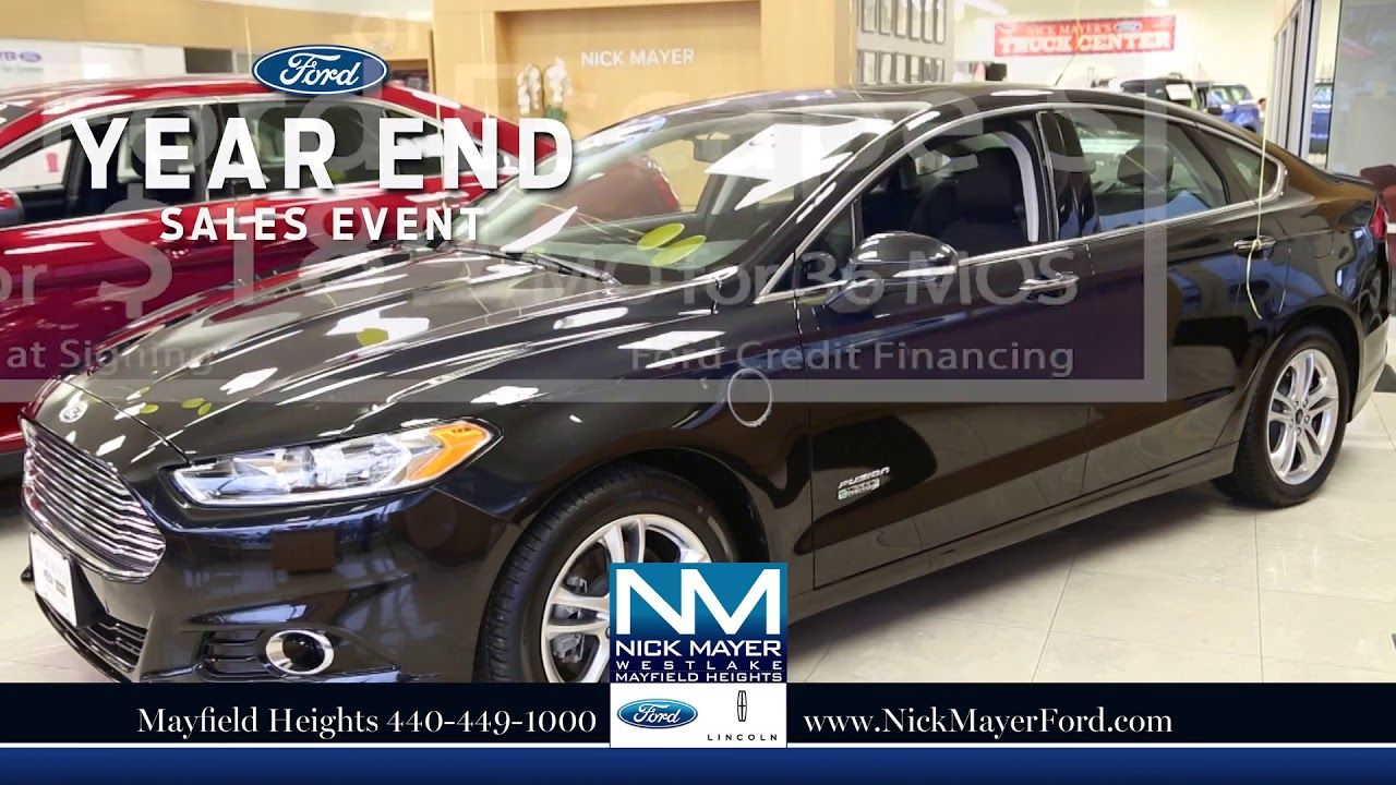 Best Deals When You Buy A New Ford Fusion Mentor Oh All Of
